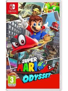 Super Mario Odyssey - Switch [French Edition]