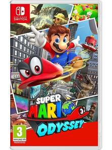 Super Mario Odyssey - Switch [French Edition]