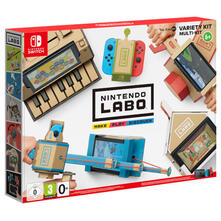 Nintendo Labo Toy-Con 01: Variety Kit, Switch Set
