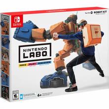 Nintendo LABO Robot Set videogioco Basic - Switch