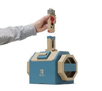 Nintendo LABO Kit Veicoli - Switch - 3