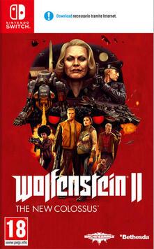 Wolfenstein 2: The New Colossus - Switch