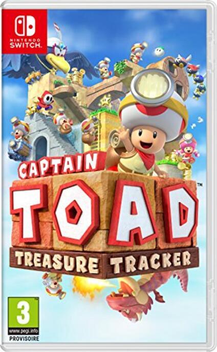 Captain Toad Treasure Tracker [Edizione: Francia]