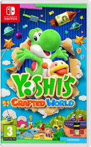 Nintendo Switch Yoshi's Crafted World videogioco Basic Nintendo Switch ITA