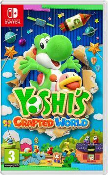 Yoshi's Crafted World Switch Uk