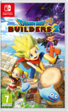 Dragon Quest Builders 2 - Switch
