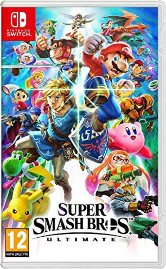 Nintendo Super Smash Bros Ultimate [importazione francese]