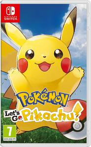 Pokemon: Let's Go, Pikachu! - Switch