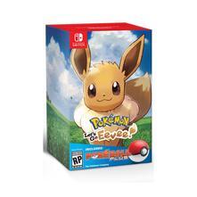 Pokemon: Let's Go, Eevee!+Pokeball Plus - Switch