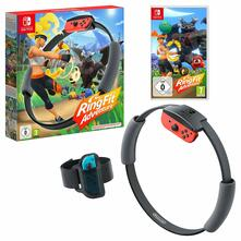 Nintendo Ring Fit Adventure videogioco Nintendo Switch Basic