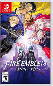 Nintendo Fire Emblem: Three Houses, Switch videogioco Nintendo Switch Basic