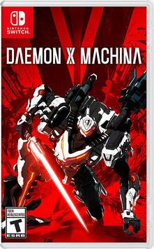 Nintendo Daemon X Machina, Switch videogioco Nintendo Switch Basic