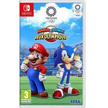 Mario et Sonic aux Jeux Olympiques Tokyo 2020 SWITCH