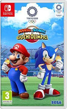 Mario & Sonic Ai Giochi Olimpici - Tokyo 2020 - Switch