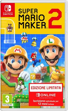 Super Mario Maker 2. Limited Edition - Switch