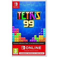TETRIS 99 SWITCH