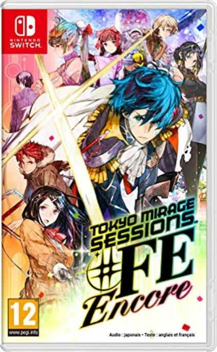 Tokyo Mirage Sessions #FE Encore Nintendo Switch [Edizione: Francia]
