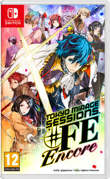 Nintendo Tokyo Mirage Sessions #FE Encore, Switch videogioco Nintendo Switch Basic Inglese, ITA