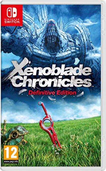 Xenoblade Chronicles : Définitive Édition Nintendo Switch [Edizione: Francia]
