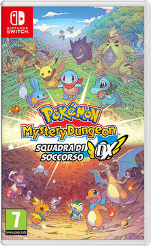 Nintendo Pokémon Mystery Dungeon: Squadra di Soccorso DX