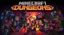 Nintendo Minecraft Dungeons Nintendo Switch Basic Inglese, ITA