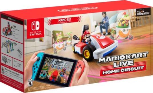 Nintendo Mario Kart Live: Home Circuit, Switch Auto Motore elettrico - 2