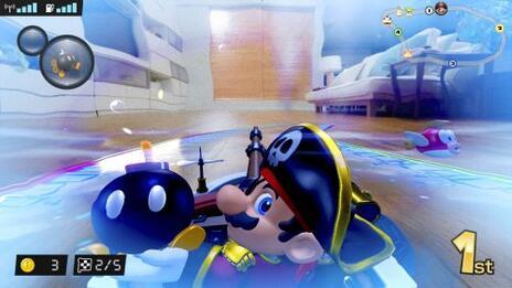 Nintendo Mario Kart Live: Home Circuit, Switch Auto Motore elettrico - 3