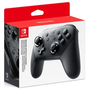 Nintendo Switch Pro Controller - 4