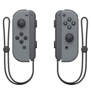 Set 2 Joy-Con Nintendo Switch. Grigio - 3