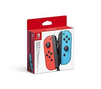 Set 2 Joy-Con Nintendo Switch. Rosso e blu - 3