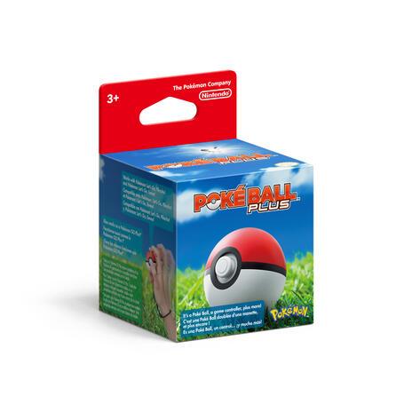 Switch Poke Ball Plus