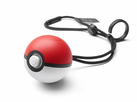 Switch Poke Ball Plus - 4
