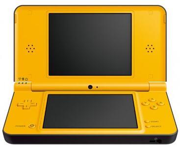 Nintendo DSi XL Giallo - 2