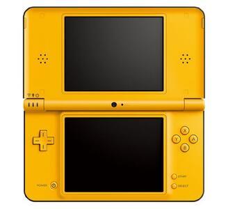 Nintendo DSi XL Giallo - 3