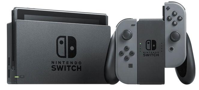 Videogioco Nintendo Switch Joy-Con Grigio Nintendo Switch