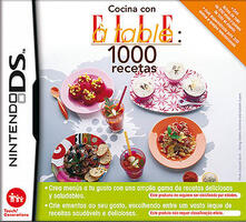 Nintendo Cocina Con Elle a Table videogioco Nintendo DS ESP