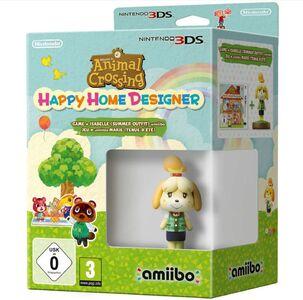 Videogioco Animal Crossing: Happy Home Designer + amiibo Fuffi (v. estivo) Nintendo 3DS 0