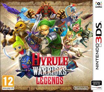 Videogioco Hyrule Warriors: Legends - 3DS Nintendo 3DS 0