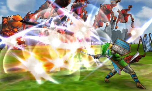 Videogioco Hyrule Warriors: Legends - 3DS Nintendo 3DS 1