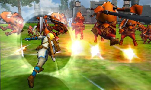 Videogioco Hyrule Warriors: Legends - 3DS Nintendo 3DS 3