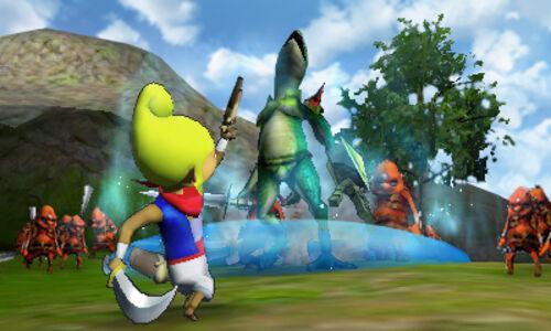 Videogioco Hyrule Warriors: Legends - 3DS Nintendo 3DS 4