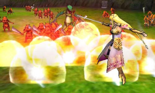 Videogioco Hyrule Warriors: Legends - 3DS Nintendo 3DS 5