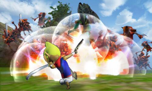 Videogioco Hyrule Warriors: Legends - 3DS Nintendo 3DS 8