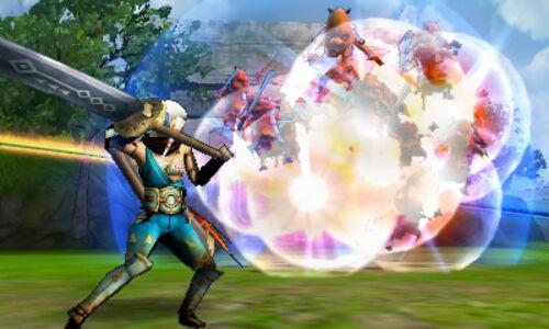Videogioco Hyrule Warriors: Legends - 3DS Nintendo 3DS 9