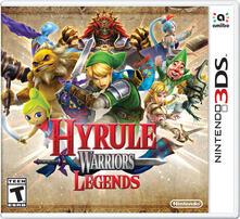 Nintendo Hyrule Warriors Legends - 3DS