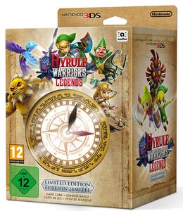 Videogioco Hyrule Warriors: Legends Limited Edition Nintendo 3DS 0