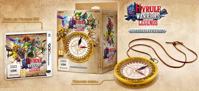 Hyrule Warriors: Legends Limited Edition - 12