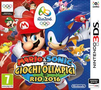 Videogioco Mario & Sonic ai Giochi Olimpici di Rio 2016 - 3DS Nintendo 3DS 0