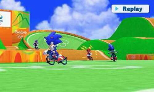 Mario & Sonic ai Giochi Olimpici di Rio 2016 - 3DS - 12
