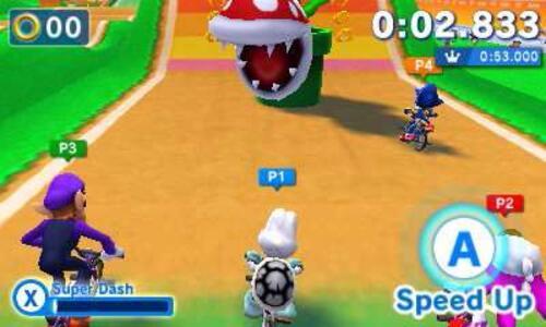 Mario & Sonic ai Giochi Olimpici di Rio 2016 - 3DS - 14